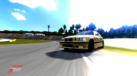 Can't beat a bit of M3 sideways action