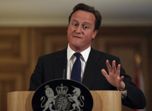 """For fucks sake, people"" - Cameron"